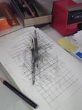 アナログ鉛筆