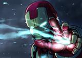 60分ドローイングでアイアンマン描いてみた
