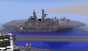 強襲揚陸艦建造中