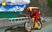 加速自転車