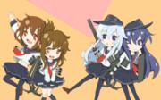 第六駆逐艦隊ユニット