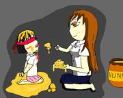 ホットケーキ (本気)