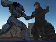 VS怪獣王(負けイベント)