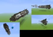 強襲型戦闘艇