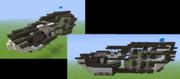 中型戦闘艇