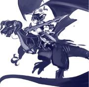 孤独な龍騎騎士