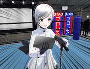 【UTAUプロレス】ユフ・開幕宣言!!