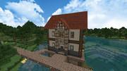 【Minecraft】1.6.2ワールドの自宅
