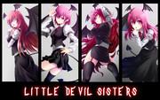小悪魔だよ。全員集合!