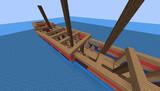 ガレー船 今日の進展
