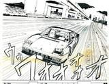 2002年の漫画原稿