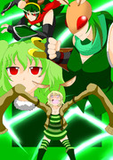 サラ子4人娘!
