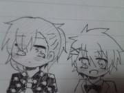 翔ちゃんと藍ちゃん
