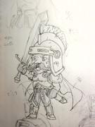 バトランドの戦士
