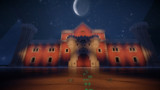 【minecraft】ノイシュヴァンシュタイン城(門だけ)再現