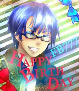 FB誕生日おめでとおおおおお!!!【MSSP】