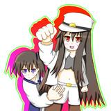 赤城提督と加賀さん
