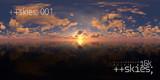 ++skies; 001 [16k8k/8k4k素材配布]