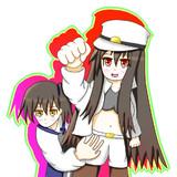 赤城提督と加賀さん【修正ver】