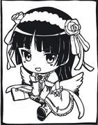 聖天使神猫【カッティング】