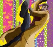 アニメ「ジョジョの奇妙な冒険」第3部 BLOODY STREAM