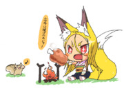狐さん狩り日記