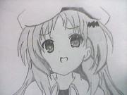 クドリャフカを描いてみた。