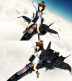 おんだ式x戦闘妖精