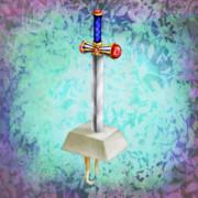 聖剣の台座