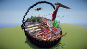 【Minecraft】すき焼き
