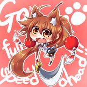 go full speed ahead oneko