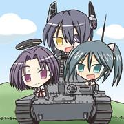 戦車道始めました