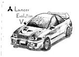 三菱 Lancer EvokutionⅤ