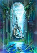 教会とドラゴン