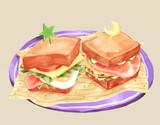 よくばりサンドイッチ