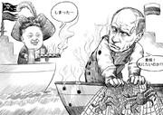 金正恩(キム・ジョンウン)とプーチンの最近
