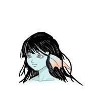 セーリア姫風 長髪ロング