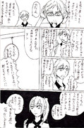Free!で銀魂エレベーター 2