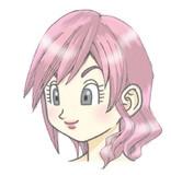 コラボ髪型:FF13 ライトニング編