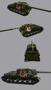 【WoT】弓塚さつき【ISU-152】