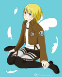 アルミンマジ天使