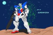 【俺が!】GN-001 ガンダムエクシア 【俺たちがガンダムだ!】