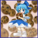 チルノがクッキーを持ってきた・・・