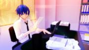 【KAITO】仕事中の兄さん【MMD】