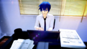 【KAITO】仕事中の兄さん_2【MMD】