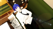 【KAITO】仕事中の兄さん_3【MMD】