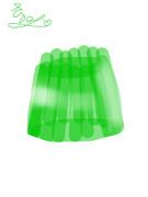 緑のゼリー