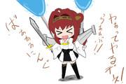 【バーニング・ラブ】断空装備の金剛ちゃん【やってやるぜ!】