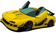 RX-7 G-wing