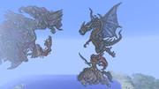 【Minecraft】 ファイナルファンタジー5 召喚獣 【マインクラフト】